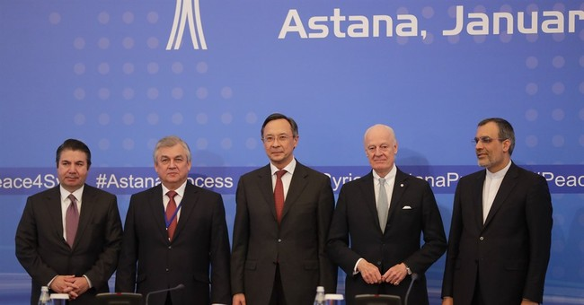 Key points in the Syria statement issued in Astana