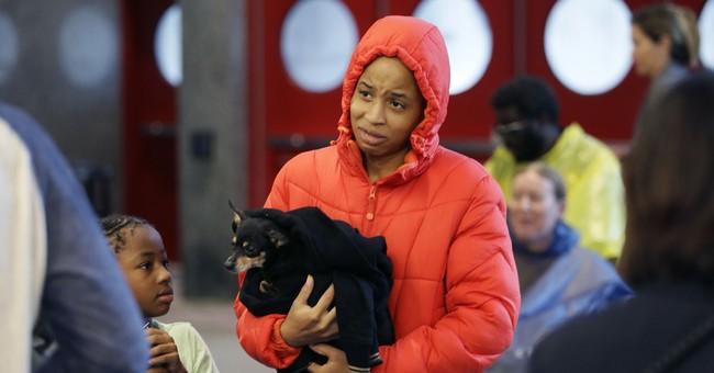 Houston convention center gives refuge to Harvey's survivors