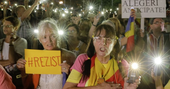 Romania: Protests held in 6 cities over judicial changes