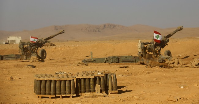 After deal, IS allowed to leave Syria-Lebanon border area