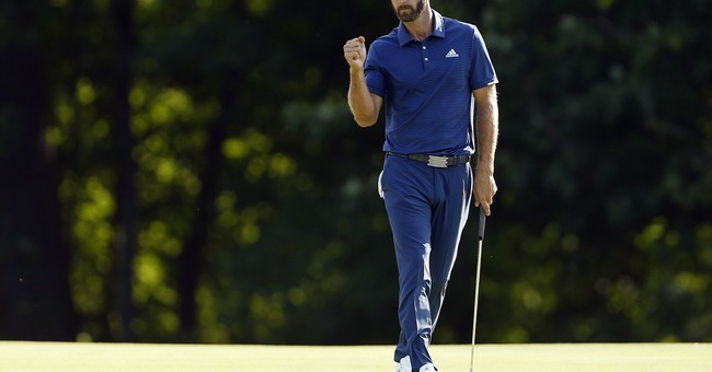 Rahm has 'nearly perfect' back nine for Boston lead