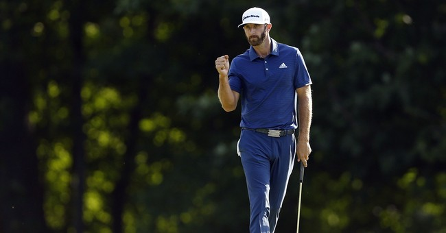 Dell Championship: Rory McIlroy misses cut as Jon Rahm leads in Boston