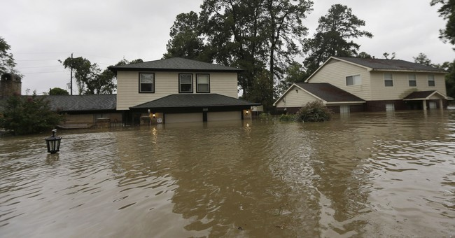 Trump promises federal aid to storm-ravaged Texas