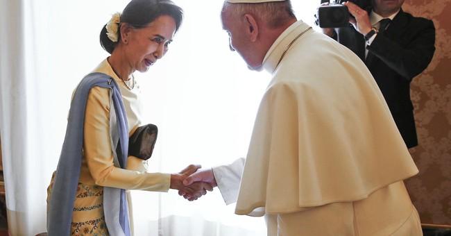 Pope Francis to visit to Myanmar, Bangladesh this year