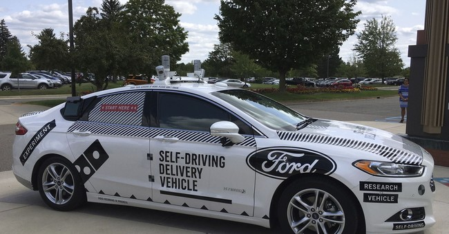 Delivery without drivers: Domino's, Ford team up for test
