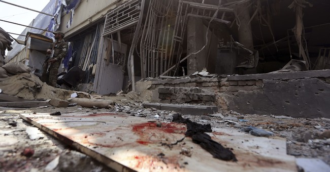 Taliban suicide bomber targets Kabul bank, kills 5 people