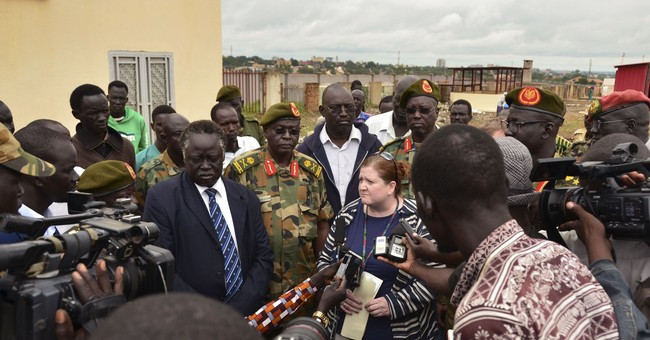 South Sudan says no hint that dead American was a journalist