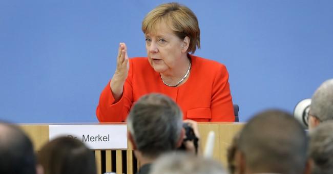 Merkel: Europe still 'hasn't done homework' on refugees