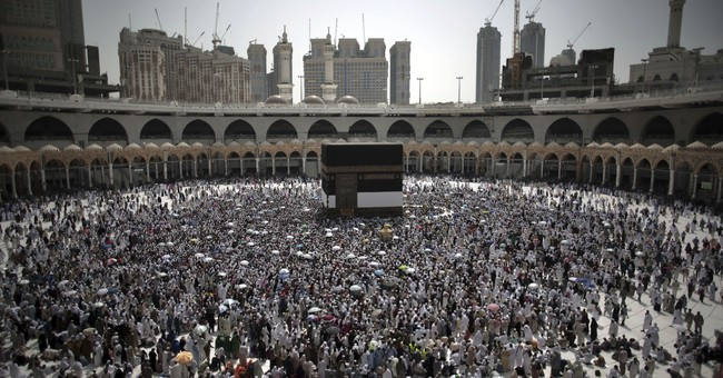 The Muslim hajj pilgrimage in numbers