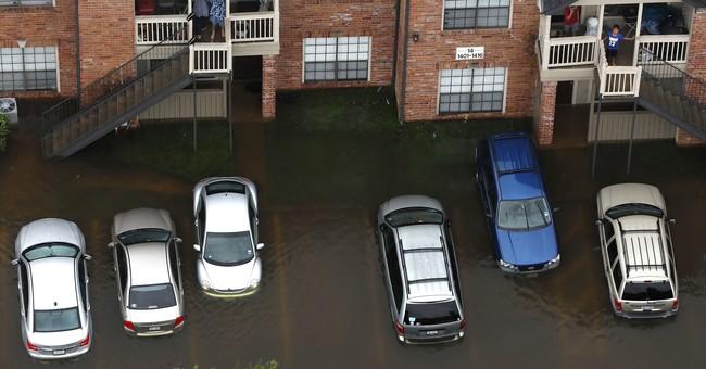 Houston drainage grid 'so obsolete it's just unbelievable'