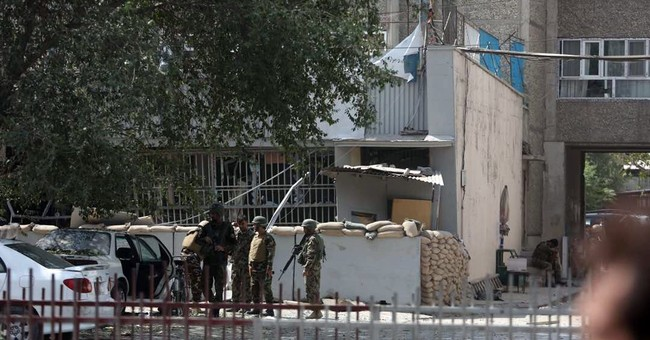 Taliban suicide bomber targets Kabul bank, kills 5 people