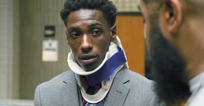 Cop seen punching man had past complaints, little discipline