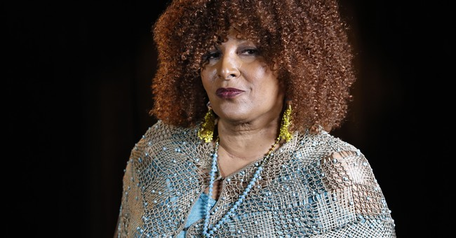 Pam Grier dishes dirt on being a female action star, Trump