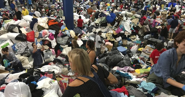 Want to help? Here's how to give in Harvey's wake