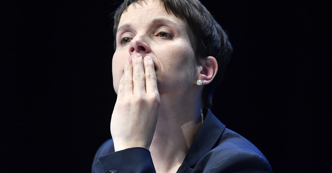 German nationalist leader's immunity from prosecution lifted