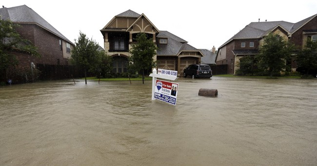Most Harvey flood victims on hook to pay for home repairs