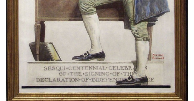 Rockwell painting owned by Debbie Reynolds to be auctioned