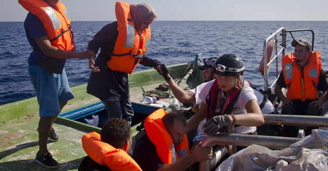 Backed by Italy, Libya enlists militias to stop migrants
