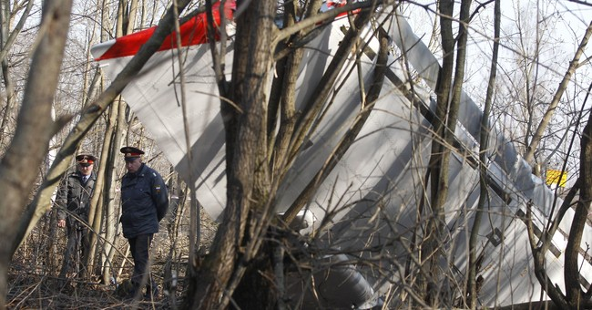 Poland protests poor access to plane crash site in Russia