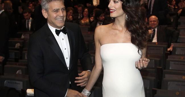 George Clooney on fatherhood, Trump and 'Suburbicon'