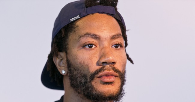 Only on AP: Rose talks fame, fatherhood, Cavs and redemption