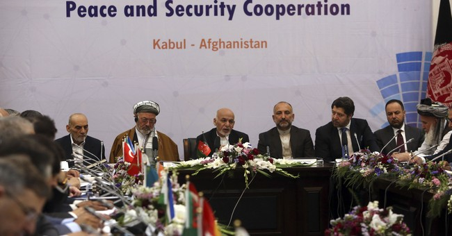 Afghan officials said to talk nearly every day with Taliban