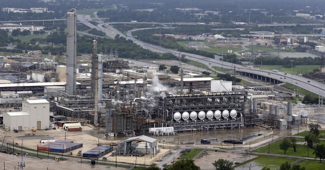 Harvey knocks out more refineries, shifting global oil flows
