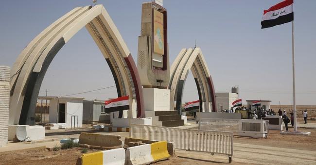 Jordan, Iraq reopen border crossing, vital to trade