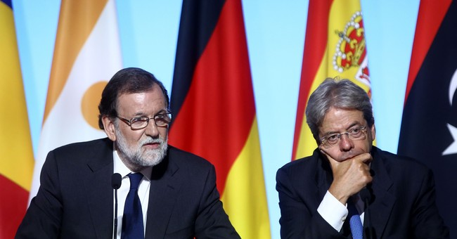 Spanish PM responds to party graft allegations in parliament