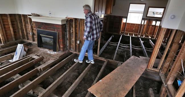Trump order cramps rebuilding stronger against floods