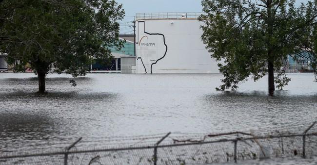 Texas chemical plant poised to explode amid Harvey flood