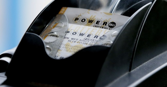 Police warn of social media scams after record Powerball win