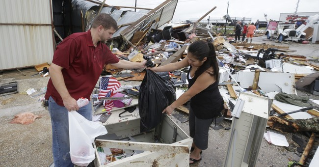 Waiting, watching: Business owners worry about Harvey damage