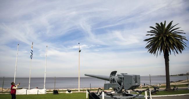 A Nazi eagle inflames a heated debate in Uruguay