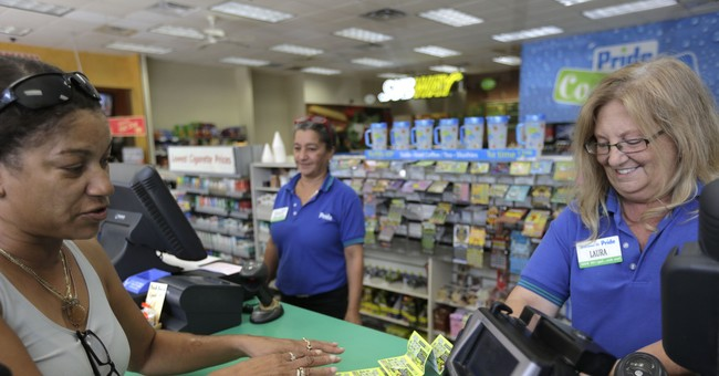 Lottery retires machine that printed record $758.7M ticket