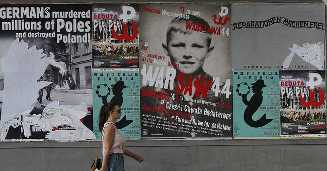 Poland calls for reparations amid strains with Germany, EU