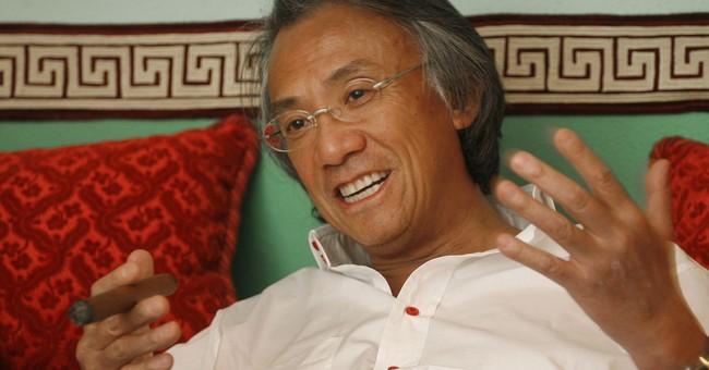 Hong Kong businessman and socialite David Tang dies at 63
