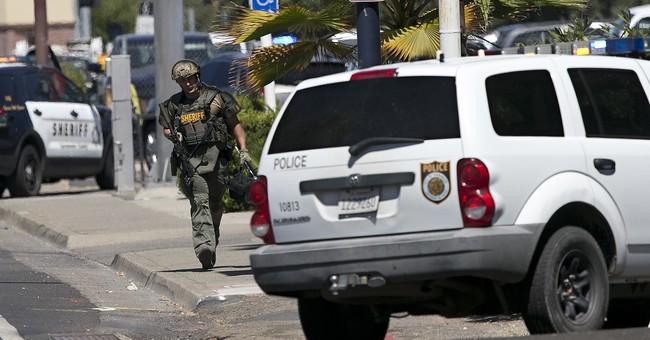 Suspect in killing of California deputy has violent past