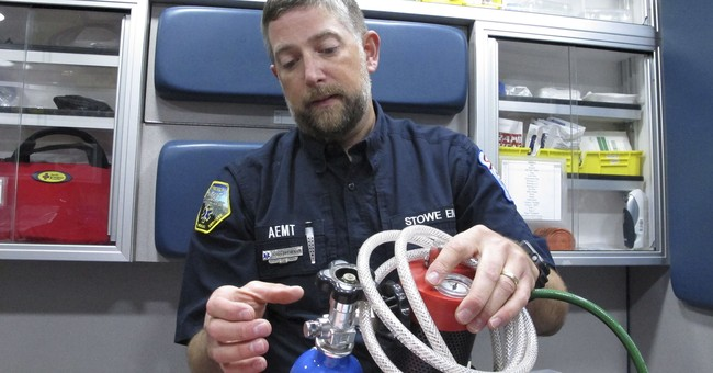No laughing matter: Nitrous oxide reappears in US ambulances