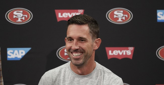 49ers' Kyle Shanahan leads group of 5 1st-time NFL coaches