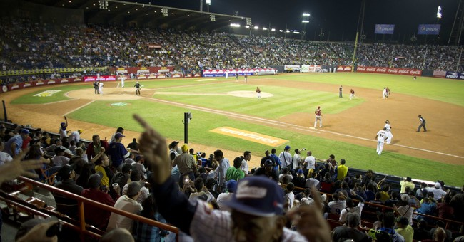 Venezuelan fans in no mood to 'Play Ball' amid crisis