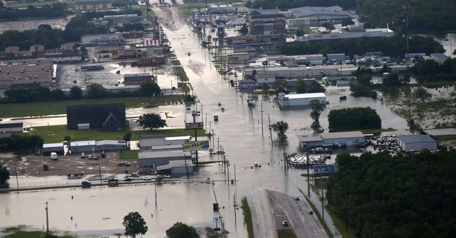 With major roads swamped, photographer flies to Port Arthur