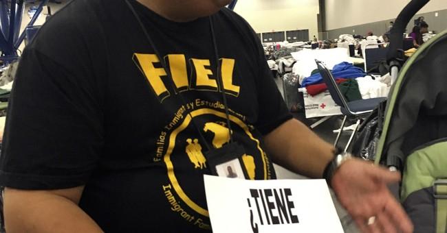 Immigrants battle deportation fears in Harvey's aftermath