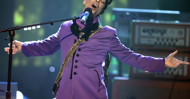 Prince's other sister: Purple was his color, not orange
