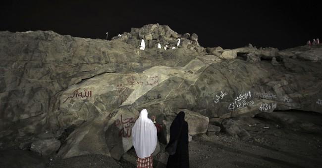 2M Muslims gather near Mecca for peak of hajj pilgrimage