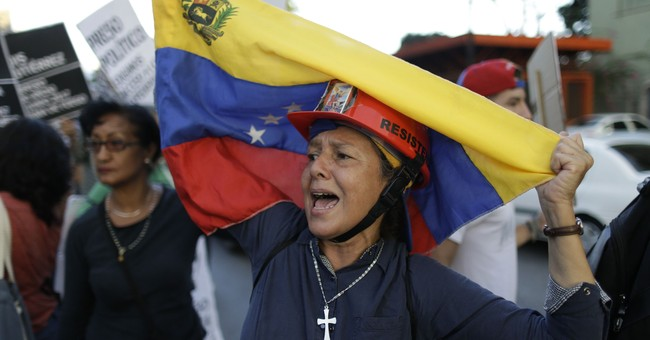 Venezuelan fans in no mood to 'Play Ball' amid crisis