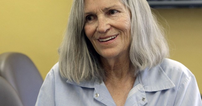The Latest: Manson follower threatened if she left cult
