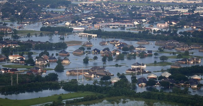 White House preparing $5.9B request for Harvey recovery aid