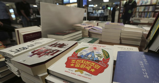 N. Korea threatens S. Korean reporters over book review