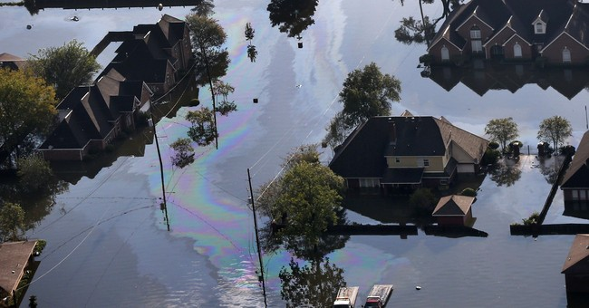 AP PHOTOS: Searching for survivors in Harvey-swamped homes